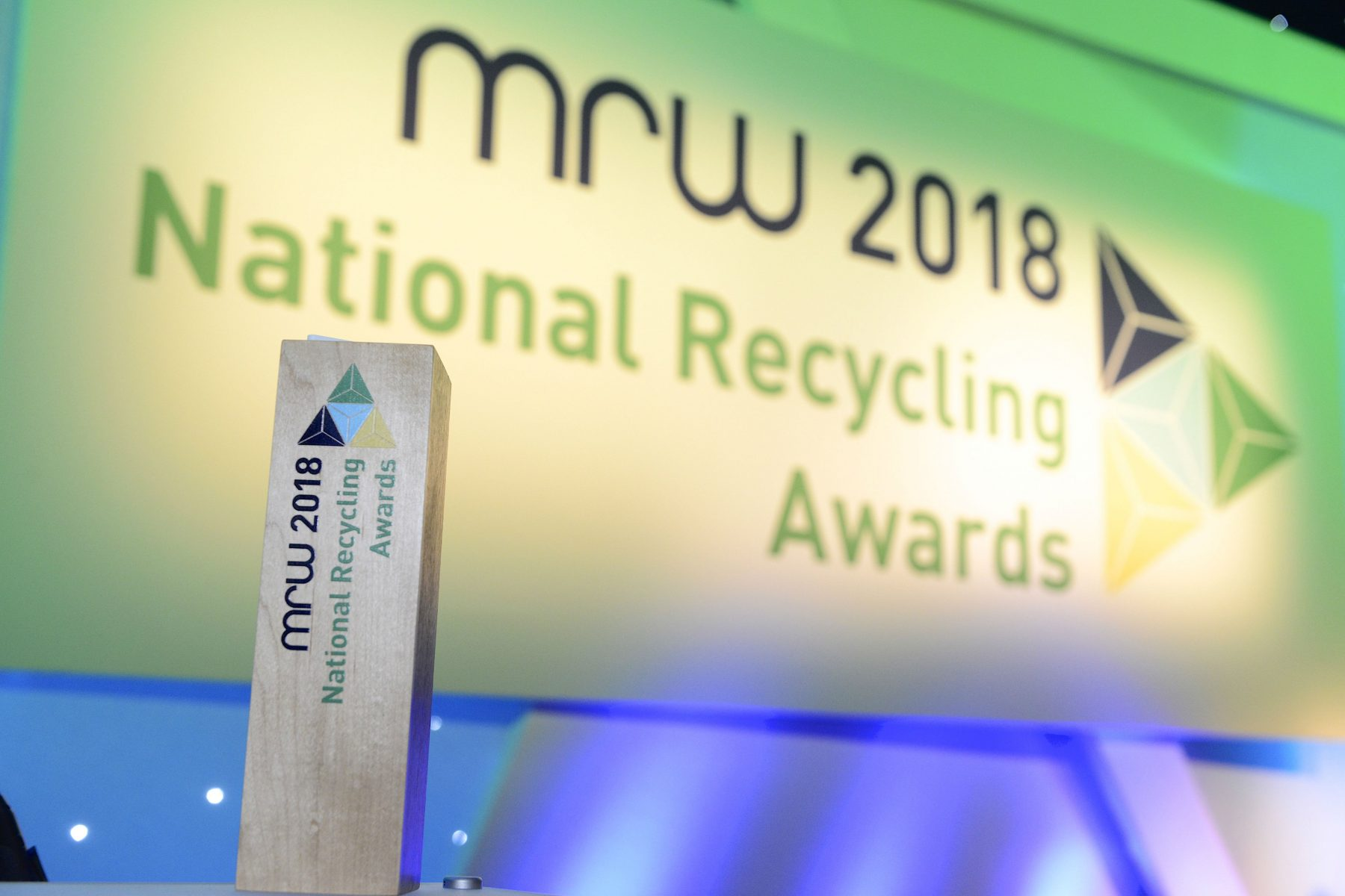 national recycling awards