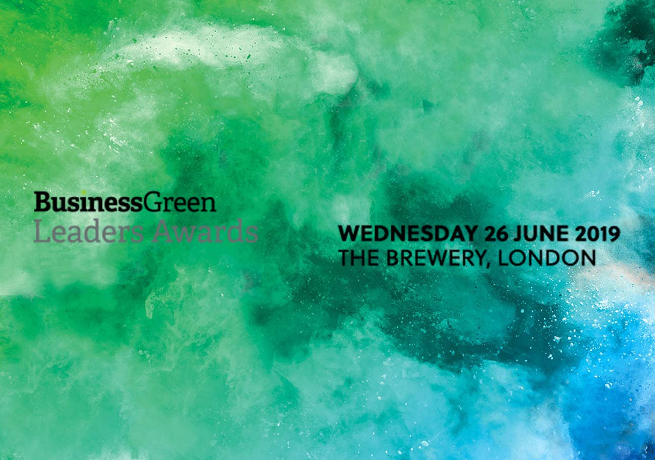 Just Clear and its CEO shortlisted for two Business Green Leaders Awards!