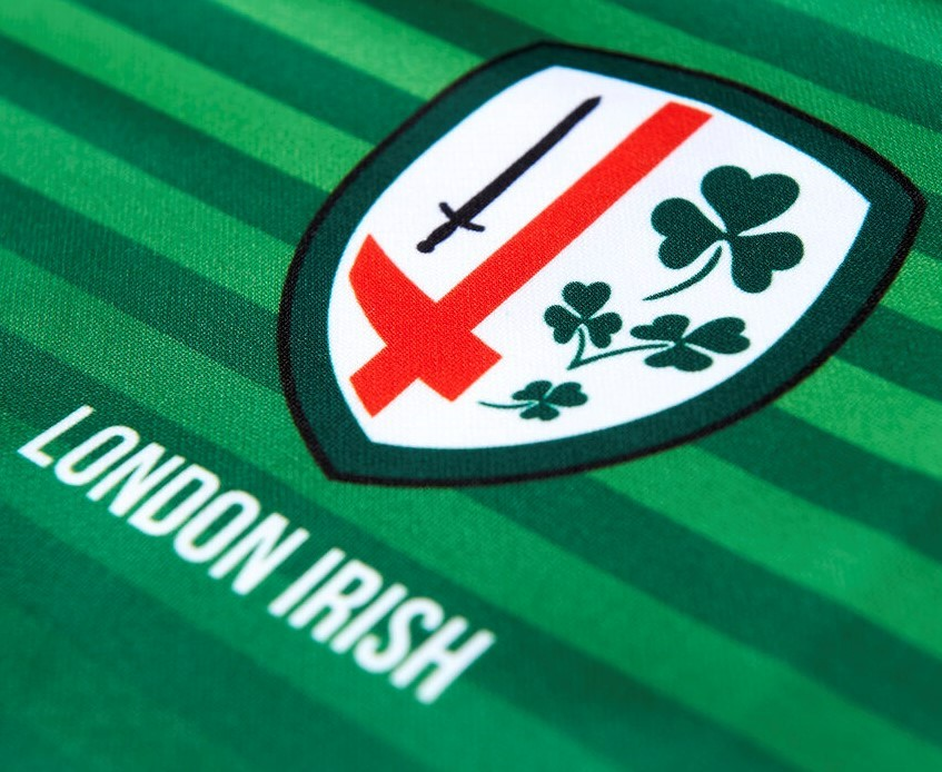 Just Clear Elite Partners with Premiership London Irish